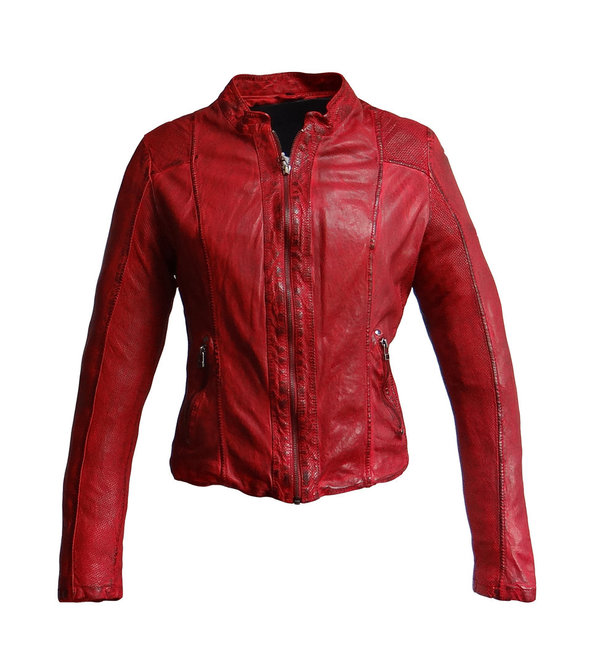 Ladies leather jacket Model 3475-A